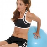 3 Pieces Of Abdominal Toning Equipment