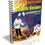 500 Delicious Diabetic Recipes
