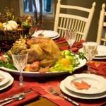 8 Ways to Lighten your Christmas Dinner