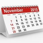 The Free Fitness Tips Newsletter – November 2010