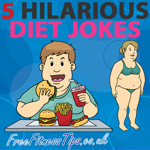 5 Hilarious Diet Jokes