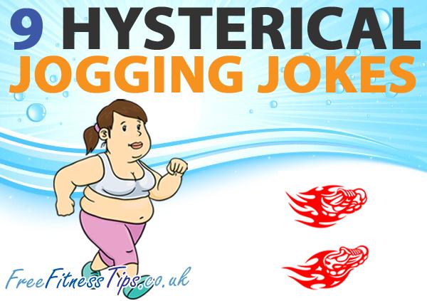 9 Hysterical Jogging Jokes