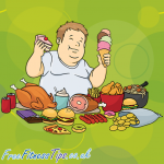 Fitness Tip Of The Day – Avoid Binge Eating