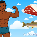 Build Up Your Muscles With Protein Infographic