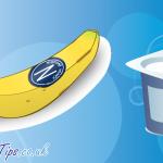 Banana & Greek Yogurt Weight Loss Smoothie