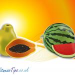 Papaya & Watermelon Fat Blasting Smoothie
